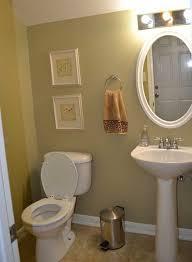 bathroom decorating ideas for half bathrooms image PzSq House