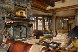 Living Room Rustic Decorating Idea Furniture Uk