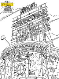 NYC Coloring Page Free Download And Print