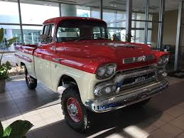 1959 GMC 100 Fleetside 4x4 In The Showroom At The Gary Lang Auto ... 481959 Gmc Chevy Pickup Power Door Locks Truck 5 Window V8 Apache 1959 Pickup For Sale Near Mankato Minnesota 56001 Classics On Owners 100 Fleetside Youtube Like Pinterest 1958 W61 370 Heavy Duty File1959 Cabover Semi 173105156jpg Wikimedia Commons Great Chevrolet Other Pickups Deluxe Short Bed Sale Classiccarscom Cc1090771 For Roger Trucks Cheers And Gears