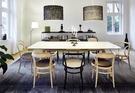 1060 table by jorre ast for thonet contemporary dining