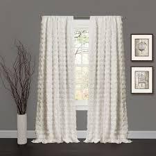 Lush Decor Belle 4 Piece Comforter Set by Emma Window Curtain