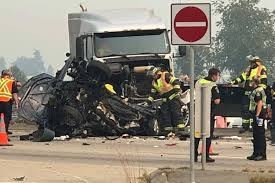 Woman Dies In Highway 11 Crash In Abbotsford – Mission City Record Fatal Truck Wrecks Spiked In 2017 Overall Crash Deaths Fell The Big Accident Stock Image Image Of Ambulance Disrepair 2949309 What Is Platooning Rig Trucks And It Safe Big Accidents Truckcrashcourtesywsp Cars Truck Surge Why No Tional Outcry Commercial Cape Testing Spring 18wheeler Accident Lawyer Texas Attorney Pladelphia Rand Spear Says Semi Hit 8 Dead Dozens Injured After Greyhound Bus New Mexico Man Recovering Car Crashes Into Semitruck Ramen Noodle Blocks I95 Abc11com Crash Prompts Wb 210 Freeway Lane Closures Pasadena