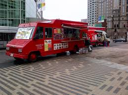 Kitchen Trucks Outside Of South Station Boston. Seeing A Red Trend ... Food Trucks Boston Best Image Truck Kusaboshicom Pizza Local Directory Bibim Box Roaming Hunger Boston Food Trucks Archives Page 2 Of 5 Blog Veganfriendly In Ma Vegan World Trekker Greenway Spring Festival 2016 Homock At Port At Maritime Park Youtube Mayor Menino Uerstands Bostonians Want More Radio