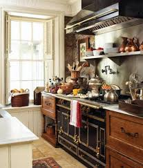 Vintage French Country Kitchen Design Inspiration 128605