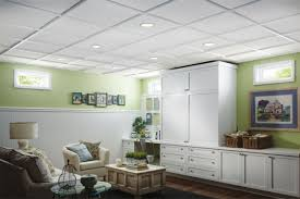 basement ceiling tiles basement ceiling installation