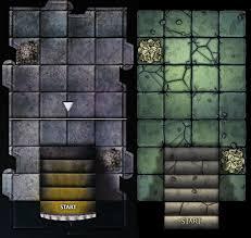 Making 3d Dungeon Tiles by Custom Tile Set Wip Dungeons U0026 Dragons Castle Ravenloft Board