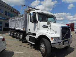 100 5 Axle Dump Truck 2014 VOLVO VHD84F200 AXLE ALUMINUM DUMP TRUCK FOR SALE 288911