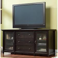 Sauder Harbor View Dresser Antiqued White by Sauder Tv Stands Living Room Furniture The Home Depot