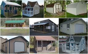 Amish Built Storage Sheds Illinois by K U0026 K Storage Barns Portable Storage Storage Building Ewing
