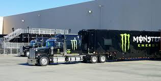 Monster Energy, Transporter, Hauler, Western Star | Race ...