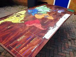 Giant Risk Board War Room