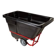 Rubbermaid Commercial Light-Duty Tilt Truck, Black, 1/2 Cubic Yard ... Rubbermaid Fg102800bla Rectangle Dome Tilt Truck Lid Plastic Black Cart Wheels Trash Cans Rubbermaid 135 Cu Ft Capacity 450 Lb Load Akro Mils 60 Gal Grey Without Tilt Truck Max 2722 Kg 1011 Series Videos Rotomolded By Commercial Rcp1314bla Cleaning Equipment Supplies Refuse Control Debris Removal Carts Trucks In Stock Uline Abandoname Dump 1 2 Cubic Yard 850pound