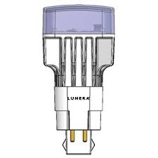 Lunera Susan Lamp Horizontal by Lunera Hn V G24q 26w 4000 G2 Lunera Hn V G24q 26w 4000 G2 Led