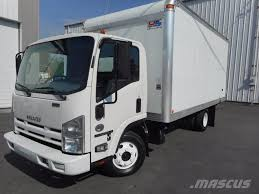 Isuzu -npr - Box Body Trucks, Price: £10,153, Year Of Manufacture ...