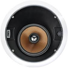 Polk Ceiling Speakers Amazon by Amazon Com Theater Solutions Tss8a 8 Inch Angled Ceiling Speaker