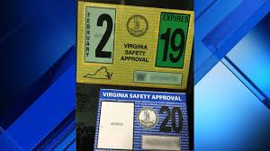 100 Game Truck Richmond Va Virginia Shrinks Vehicle Inspection Sticker Size By Nearly 50