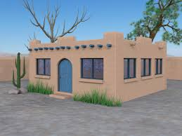 Pictures Of Adobe Houses by Adobe House Ark Scorched Earth Build Modern Adobe House Vanilla