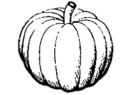 Pumpkin black and white pumpkin clipart black and white 2