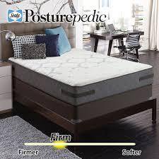 Intelli Gel Bed by Sealy Posturepedic Aldercrest Firm Mattress Set Review