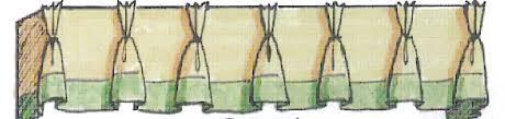 En pass Window Treatments Portfolio