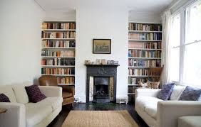 Living Room With Fireplace And Bookshelves by Reader Request Built In Shelving For Fireplace Desire To