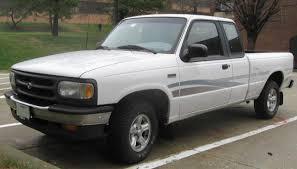 1995 Mazda B-Series Pickup - Information And Photos - ZombieDrive