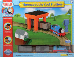 Tidmouth Sheds Trackmaster Toys R Us by Thomas At The Coal Station Thomas And Friends Trackmaster Wiki