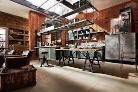 cuisines style industriel 30 exemples de décoration de cuisines au style industriel