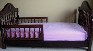 Cribs That Convert To Toddler Beds by 3 Little Repurposing Crib To Toddler Bed