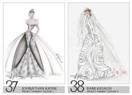 19 Royalty Wedding Dress Design Sketch Ideas For