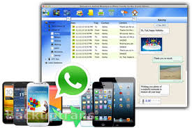 Copy WhatsApp Messages from Android to iPhone Samsung Galaxy S2