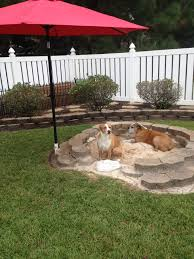 DIY Doggy Sandbox! For Those Who