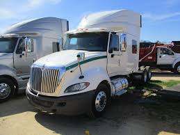 2012 INTERNATIONAL PROSTAR PLUS TRUCK TRACTOR, VIN/SN ...