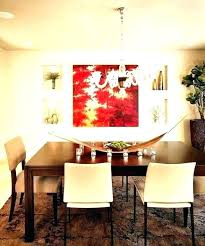 Dining Room Art Decor Artwork Ideas Wall Rating Canvas Remodel