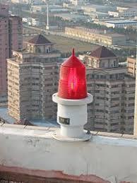 aircraft warning lights
