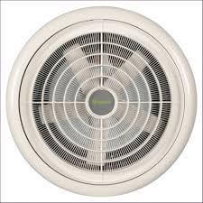 Bladeless Ceiling Fan India by 3 Blade Ceiling Fan No Light Hunter Dempsey 52in Fresh White