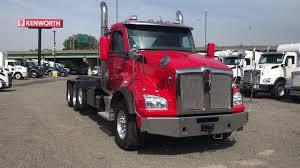 100 Roll Off Truck Rental 2016 Kenworth T880 TriAxle ROLL OFF TRUCK Hoist Off Hooklift