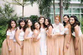 Motion Ceremony And Reception Venue Whitespace Manila Brides Dress Miki Hahn Bridesmaid Dresses Skirts By Grooms Attire Toppers