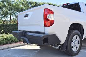 Toyota Tundra Rear Bumpers On Sale | BumperStock Tacoma Bumper Shop Toyota Honeybadger Front Warn 2016 Ascent Full Width Black Winch Hd Diy Move Genuine Chrome Hilux Pickup Mk4 Ln165 2015 Vengeance Fab Fours Vpr 4x4 Pd102 Rally Truck Serie 70 Seris 2007 2018 1571 Homemade And Rear Bumperstoyota Youtube Amera Guard End Caps Outdoorsman Bumpers