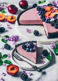 brombeer mousse tarte