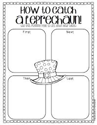Catch a Leprechaun a Writing Craftivity} A Cupcake for the Teacher