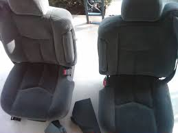 2005 Silverado Cloth Bucket Seats - Gray - For Sale/ Wanted ... Chevrolet Pickup 7387 Seat Bracket Corbeau Racing Seats Houndstooth Bucket Covers Hot Rods Pinterest Seat Suburban Jim Carter Truck Parts Chevy New Colorado Gmc 2016 Silverado 1500 Crew Cab Short Box 4wd Lt With 2lt Follow Along As I Install 9599 6040 Seats In My 84 Pickup 4755 6772 Truck Bucket And Console Ricks Custom Jeffcarscomyour Auto Industry Cnection 2015 85 How To Center Jump Swap Center Console On For Carviewsandreleasedatecom 196772 Gmc 3 Point Belts Gm Latch