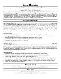 Law Enforcement Supervisor Resume Examples