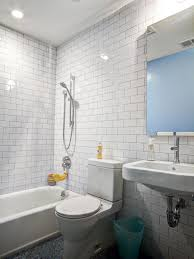 2x8 Glass Subway Tile by Bathrooms With Subway Tile Zamp Co
