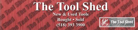 items in the tool shed ny store on ebay