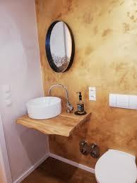 goldenes wc waschtisch gäste wc badezimmer