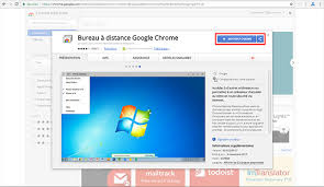 bureau à distance chrome comment installer le bureau à distance chrome commencer