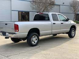100 Cordova Truck 2003 Dodge Ram 2500 59 Cummins Diesel 4x4 Long Bed Clean