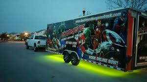 99 Game Party Truck Buckeyevideogametruckcoolbirthdayidea Buckeye Video